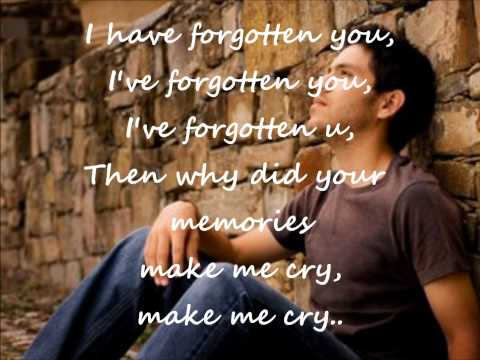 Tujhe bhula diya - english lyrics - I have forgotten you
