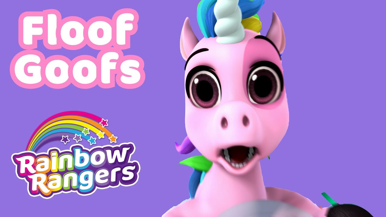 Floof's Goofs   Rainbow Rangers Episode Compilation