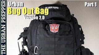 Urban Bug Out Bag (Part 1) by TheUrbanPrepper