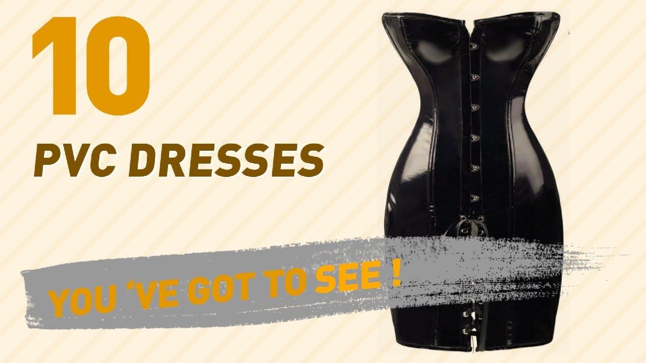 Pvc Dresses ea275c0d0