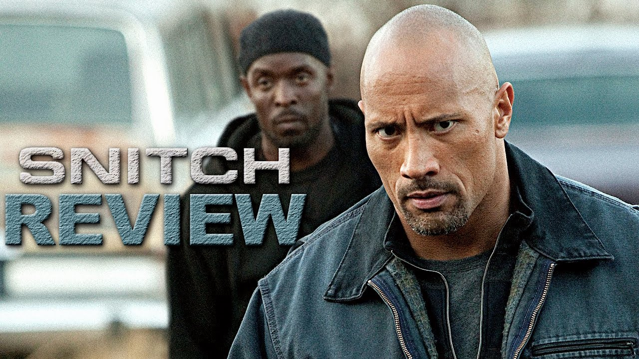 what is the movie snitch about