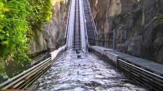 Legoland Německo - divoká řeka