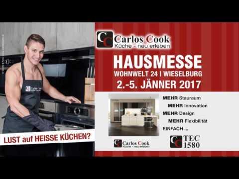 Hausmesse Bei Carlos Cook