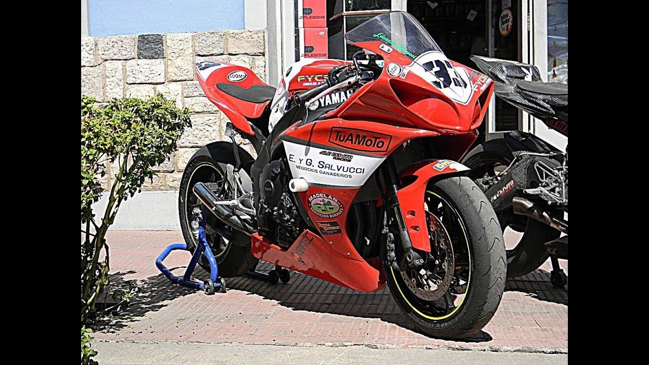 Motos Yamaha Ninja Usa