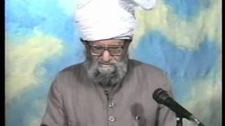 Urdu Dars Malfoozat #377, So Said Hazrat Mirza Ghulam Ahmad Qadiani(as), Islam Ahmadiyya