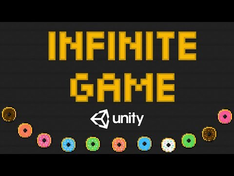 Make an Infinite Game in Unity