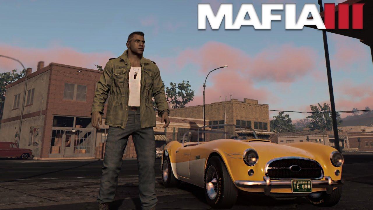 Mafia 3 Autos