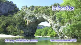 Camping International - Ardèche sud