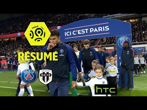 Paris Saint-Germain - Angers SCO (2-0)  - Résumé - (PARIS - SCO) / 2016-17
