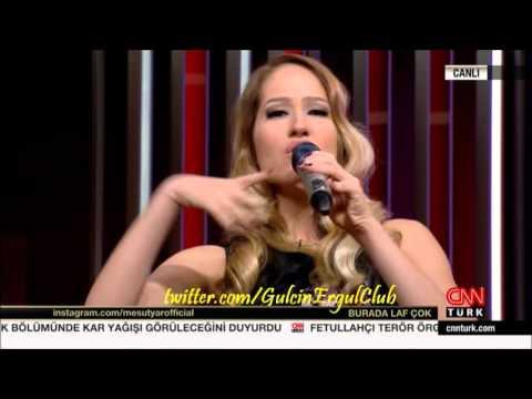 Gülçin Ergül - My One and Only Love  (Burada Laf Çok Programından)