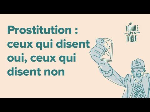 Prostitution : ceux qui disent oui, ceux qui disent non