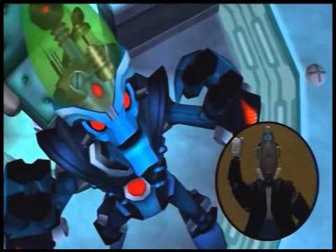 Ratchet And Clank 3 Aparece El Dr Nefarious Doblaje No