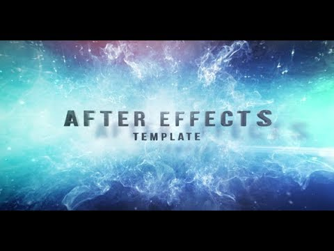 Shocked Cinematic Opener - After Effects template