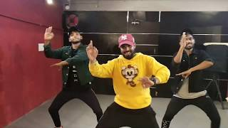 BHANGRA ON SONG SAB FADE JANGE | PARMISH VERMA | Desi Crew | Latest Punjabi  Songs 2018