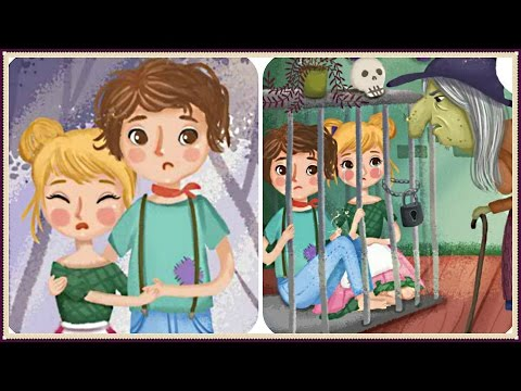 The Story Of Hansel And Gretel - Best Game For Kids