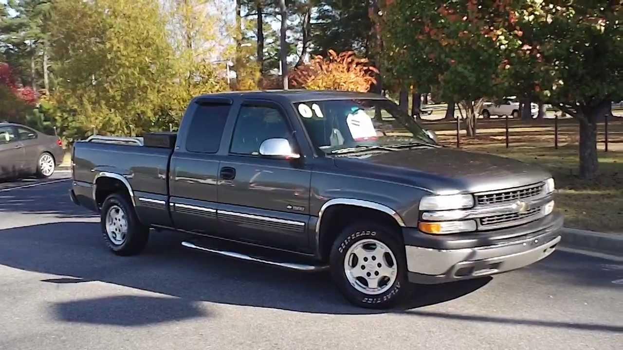 2001 Chevrolet Silverado - Capitol Automotive Used Cars ...
