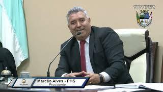 41ª S. Ordinária - Marcão Alves