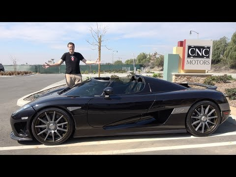 The Koenigsegg CCX Was the Ultimate Supercar From 2008