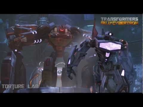Transformers Fall of Cybertron: Best Songs