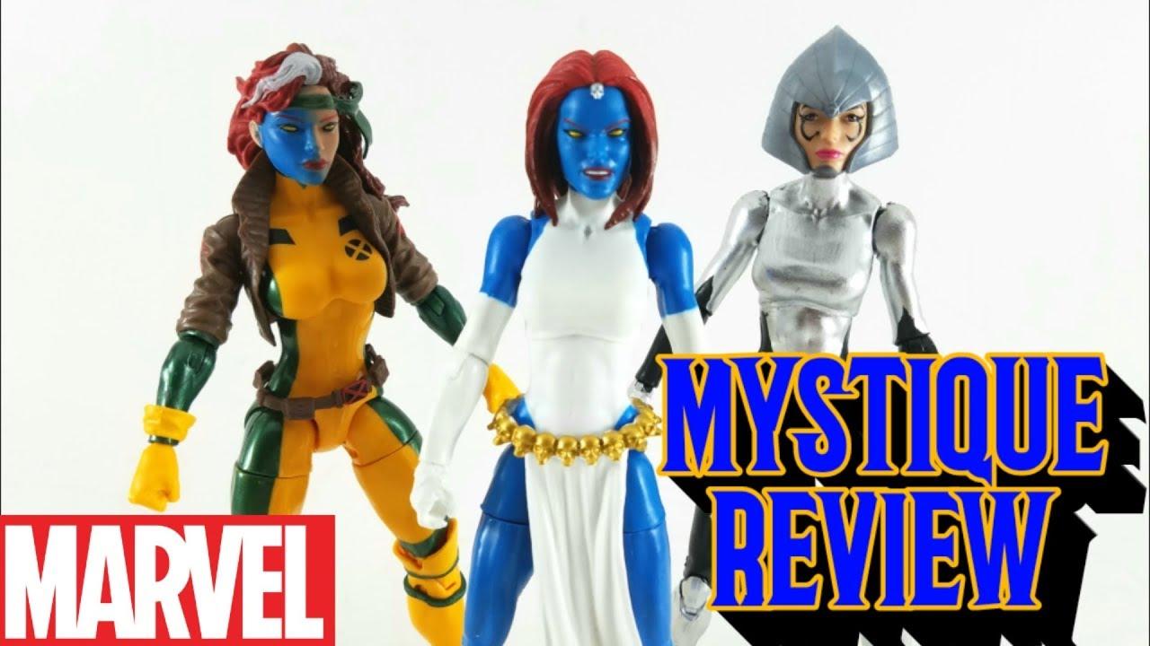 """MARVEL LEGENDS SERIES mystique 6/"""" Action Figure WALGREENS Exclusive"""