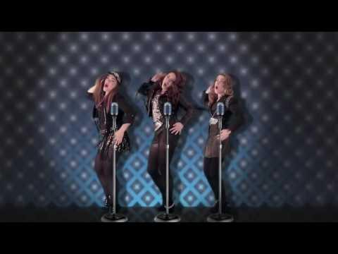 Lisa, Amy & Shelley - Diep In De Nacht