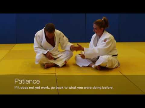 001 Introducing a severely autistic judoka to Judo lessons