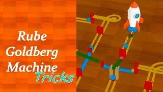 Rube Goldberg Machine Tricks for Android.