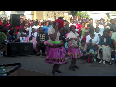 Shangaan Soweto Dance Party 01 (HD)