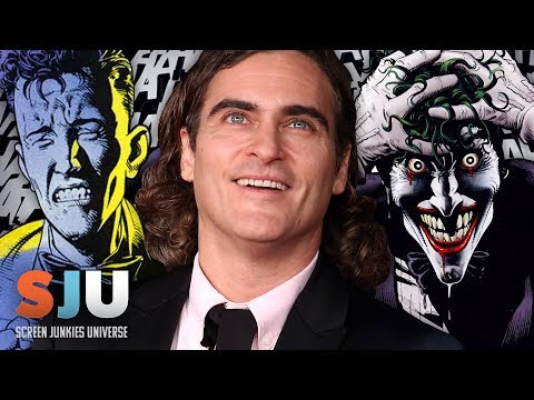 Live Action Killing Joke in the Works at DC? - SJU