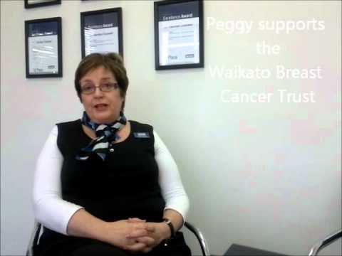 Real Estate Agent Peggy Stewart talks about which charity she supports as a HaloBiz Network Member