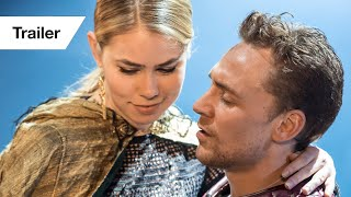 Official Trailer: Coriolanus with Tom Hiddleston | National Theatre at Home: Donmar Warehouse