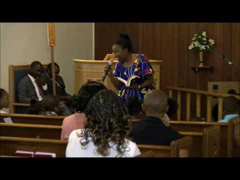SIR WE REMEMBER BY ELDER GEOFFREY MTIKE AT MICHIANA MALAWI SDA CHURCH