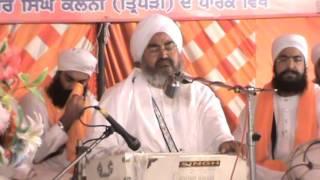 Diwan: Jathedar Sant Baba Kashmira Singh Ji - Alhora Saheb Wale Day-5 (04-November-2015)
