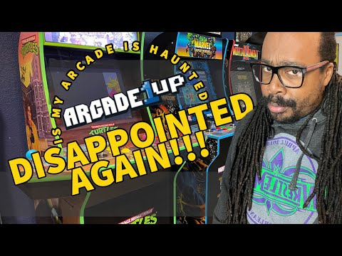 My Arcade1Up's are horrible from Mr. Wright Way