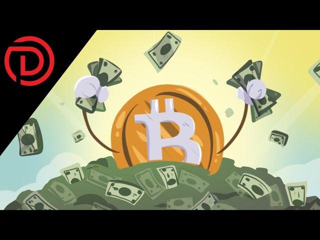 Volgende Halte $20.000,- Voor Bitcoin ?!  | Live Koersupdate Bitcoin & Aandelen