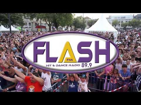 Flash FM Live à Limoges Fête de la musique 2017