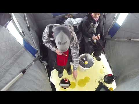 NE Kansas Ice Fishing
