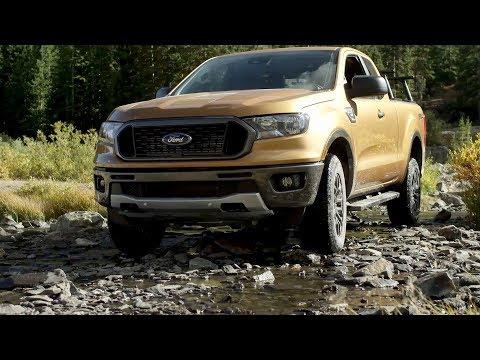 2019 Ford Ranger XLT   Saber Metallic