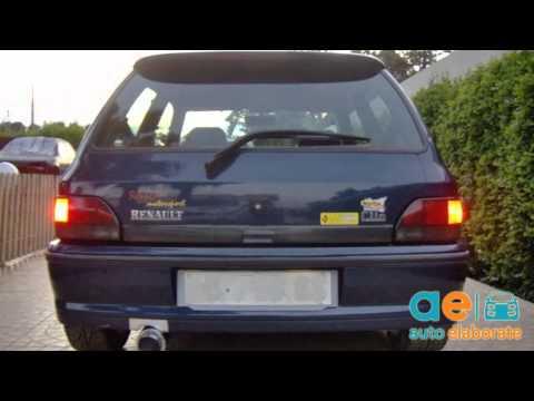 Renault Clio 1.8 16v Tuning