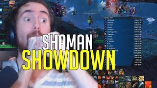 Asmongold Shaman Showdown: 38 Elemental Shamans