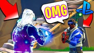 Fortnite Galaxy Skin GAMEPLAY! Galaxy Skin Fortnite Gameplay Réaction! (Fortnite Galaxy Skin)