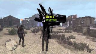 Red Dead Redemption: Undead Nightmare - The Co-op Mode