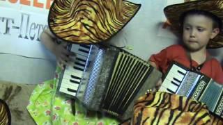 Гармонисты Дети самой музыкальной Семьи России 480p