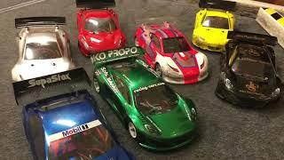 DDRCC -  GT12 RC Carpet Racing