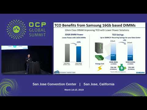 Future Memory and Storage Technologies Fueling Innovation in the Cloud -  Presented by Samsung
