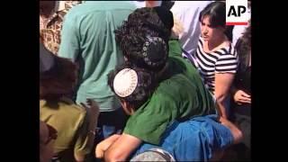 Israel - Funeral Of Israeli Soldier