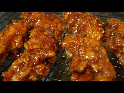 Chili's Honey Chipotle Crispers | Copycat Recipe | Honey Chipotle Chicken