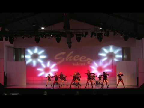 SHEER TALENT PANAMA 2016¬PASSUS ESTUDIO PANAMA¬PRIMER LUGAR CATEGORIA PRODUCTION