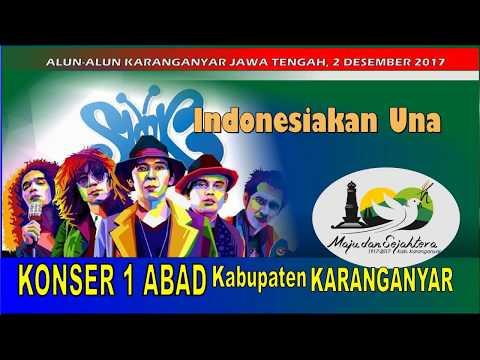 SLANK Live Karanganyar INDONESIAKAN UNA
