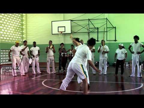Batizado Grupo Capoeira Suriname 4 juli 2010
